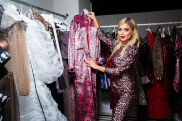 Показ Leopard Collection (Backstage) 149