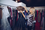 Показ Leopard Collection (Backstage) 111