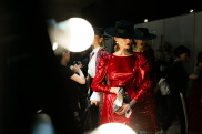 Показ Leopard Collection (Backstage) 261