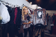 Показ Leopard Collection (Backstage) 112