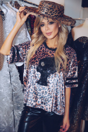 Показ Leopard Collection (Backstage) 92