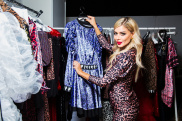 Показ Leopard Collection (Backstage) 152