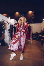 Показ Leopard Collection (Backstage) 126
