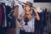 Показ Leopard Collection (Backstage) 93