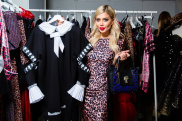 Показ Leopard Collection (Backstage) 153