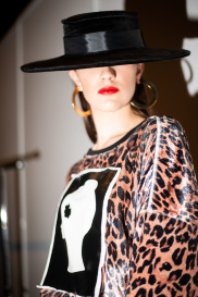 Показ Leopard Collection (Backstage) 245