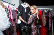Показ Leopard Collection (Backstage) 157