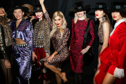 Показ Leopard Collection (Backstage) 267