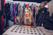 Показ Leopard Collection (Backstage) 137