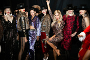 Показ Leopard Collection (Backstage) 268