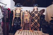 Показ Leopard Collection (Backstage) 138