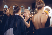 Показ Leopard Collection (Backstage) 104