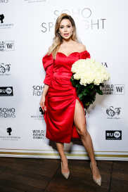 Показ в Soho rooms 218