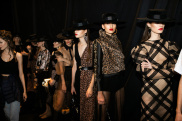 Показ Leopard Collection (Backstage) 270