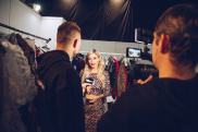 Показ Leopard Collection (Backstage) 176