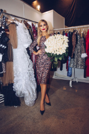 Показ Leopard Collection (Backstage) 177