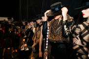 Показ Leopard Collection (Backstage) 272