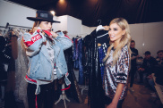 Показ Leopard Collection (Backstage) 109