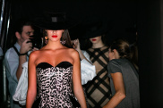 Показ Leopard Collection (Backstage) 274