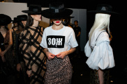 Показ Leopard Collection (Backstage) 276