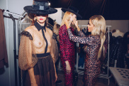Показ Leopard Collection (Backstage) 182