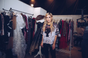 Показ Leopard Collection (Backstage) 114