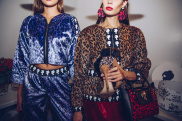 Показ Leopard Collection (Backstage) 183