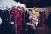Показ Leopard Collection (Backstage) 116