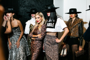 Показ Leopard Collection (Backstage) 280
