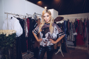 Показ Leopard Collection (Backstage) 118