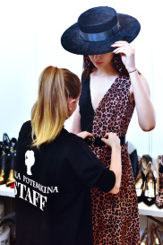 Показ Leopard Collection (Backstage) 32