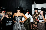 Показ Leopard Collection (Backstage) 281
