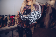 Показ Leopard Collection (Backstage) 119