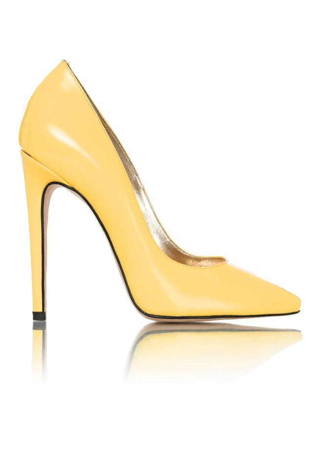 c6cd17465325 Туфли лодочки лак желтые отзывы