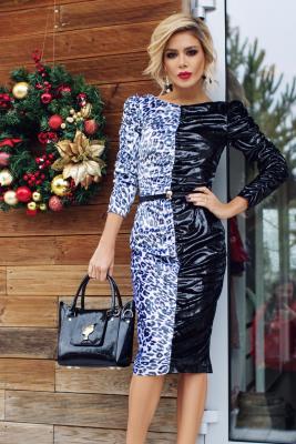 19156e079b16 Купить женские дизайнерские платья в интернет магазине Bella Potemkina